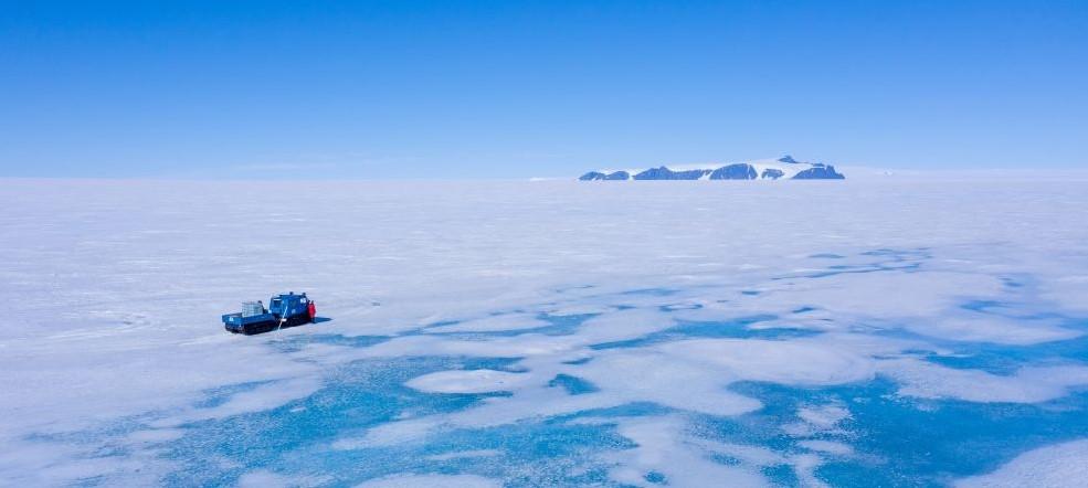 Antarktika  tiedettä ääriolosuhteissa